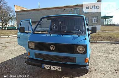 Легковий фургон (до 1,5т) Volkswagen T3 (Transporter) пас. 1988 в Глухові