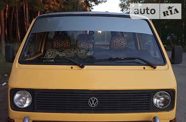 Інший Volkswagen T3 (Transporter) пас. 1987 в Харкові