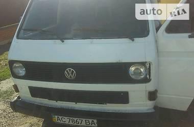 Volkswagen T3 (Transporter) 1998 в Владимир-Волынском