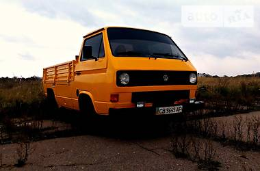 Volkswagen T3 (Transporter) 1986 в Краматорске