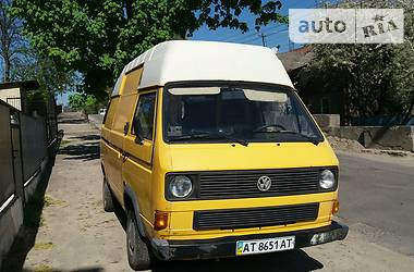 Volkswagen T3 (Transporter) 1990 в Черновцах