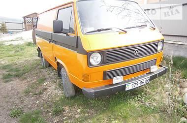 Volkswagen T3 (Transporter) 1987 в Тернополе
