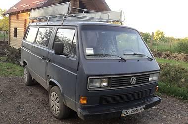 Volkswagen T3 (Transporter) 1990