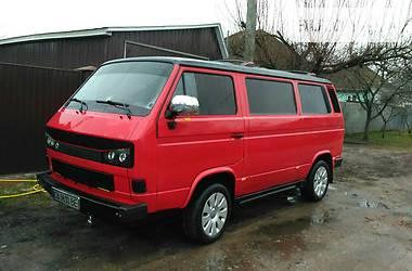Volkswagen T3 (Transporter) 1989 в Прилуках