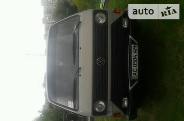 Volkswagen T3 (Transporter) 1988 в Володимир-Волинському