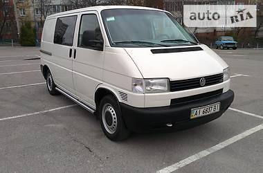 Volkswagen T4 (Transporter) груз-пасс. 2003