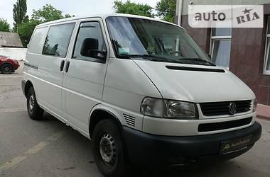 Volkswagen T4 (Transporter) груз-пасс. 2001 в Николаеве