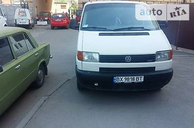 Volkswagen T4 (Transporter) груз-пасс. 2003 в Хмельницком