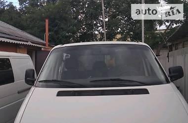 Volkswagen T4 (Transporter) груз-пасс. 1997 в Кропивницком