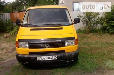 Volkswagen T4 (Transporter) груз-пасс. 1997 в Днепре