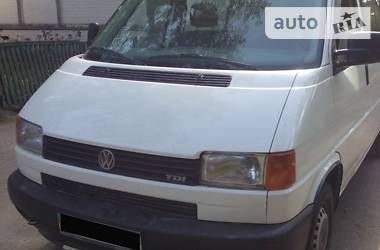 Volkswagen T4 (Transporter) груз-пасс. 1997 в Чернигове