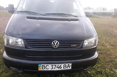 Volkswagen T4 (Transporter) груз-пасс. 2003 в Львове