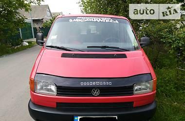 Volkswagen T4 (Transporter) груз-пасс. 2002 в Гайсине