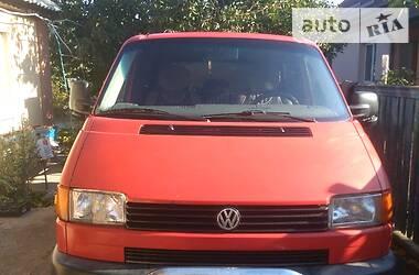 Volkswagen T4 (Transporter) груз-пасс. 1999 в Черкассах