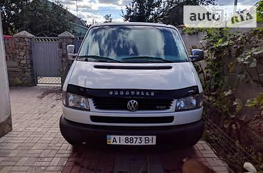 Volkswagen T4 (Transporter) груз-пасс. 2003 в Белой Церкви