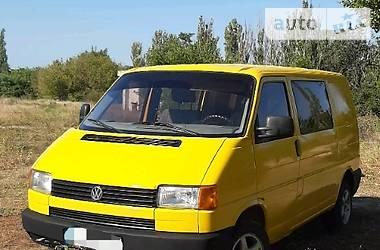 Volkswagen T4 (Transporter) груз-пасс. 1997 в Николаеве