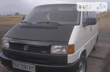 Volkswagen T4 (Transporter) груз-пасс. 2002 в Балаклії