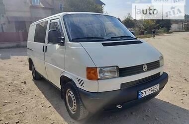 Volkswagen T4 (Transporter) груз-пасс. 1999 в Чорткове