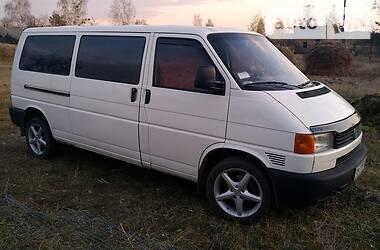 Volkswagen T4 (Transporter) груз-пасс. 1999 в Олевске