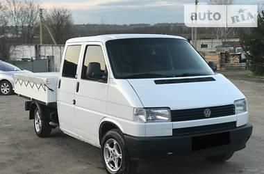 Легковой фургон (до 1,5 т) Volkswagen T4 (Transporter) груз-пасс. 1994 в Зборове