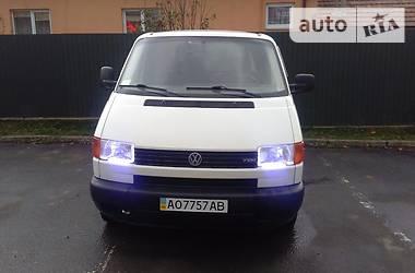 Volkswagen T4 (Transporter) груз 2000 в Ужгороде