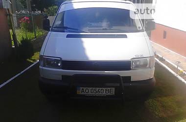 Volkswagen T4 (Transporter) груз 1997 в Ужгороде