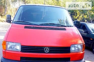 Volkswagen T4 (Transporter) груз 1996 в Харькове