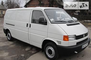 Volkswagen T4 (Transporter) груз 2.5 LONG (A/C) 2003