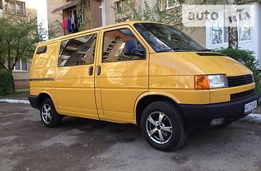 Volkswagen T4 (Transporter) груз 1995 в Ужгороде
