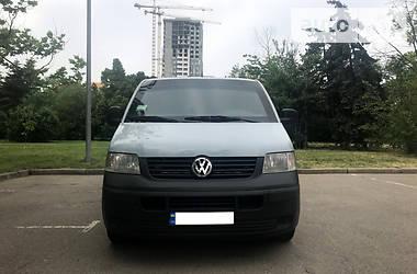Volkswagen T4 (Transporter) груз 2008 в Одессе
