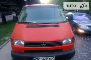 Volkswagen T4 (Transporter) груз 1996 в Львове
