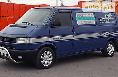 Volkswagen T4 (Transporter) груз 2003 в Виннице