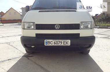 Volkswagen T4 (Transporter) груз 2001 в Самборе