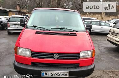 Volkswagen T4 (Transporter) груз. 1998 в Киеве