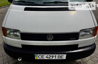 Volkswagen T4 (Transporter) груз. 2002 в Черновцах