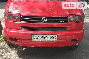 Volkswagen T4 (Transporter) груз. 1998 в Києві