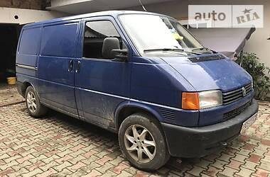 Volkswagen T4 (Transporter) груз. 1999 в Надвірній