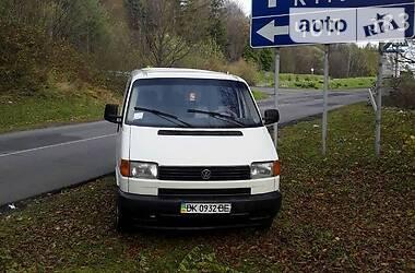 Volkswagen T4 (Transporter) груз. 1997 в Сколе