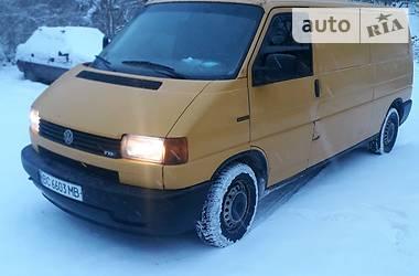 Volkswagen T4 (Transporter) груз. 2000 в Червонограде