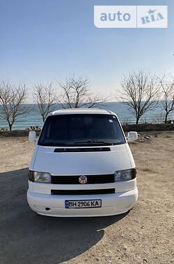 Volkswagen T4 (Transporter) груз. 2000 в Черноморске