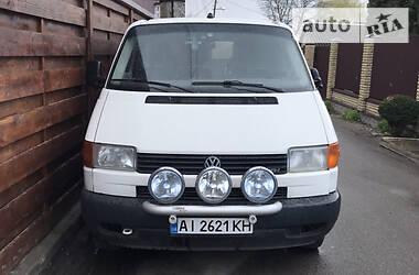 Легковий фургон (до 1,5т) Volkswagen T4 (Transporter) груз. 2001 в Бучі