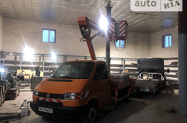 Volkswagen T4 (Transporter) груз. 2001 в Луцке