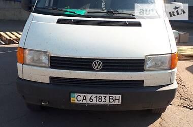 Легковой фургон (до 1,5 т) Volkswagen T4 (Transporter) груз. 1995 в Черкассах
