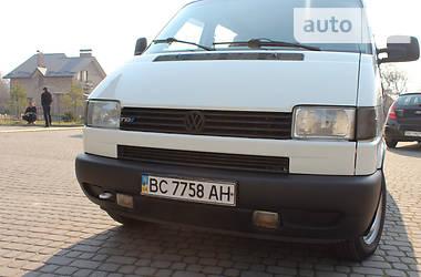 Volkswagen T4 (Transporter) пасс. 2002 в Львові