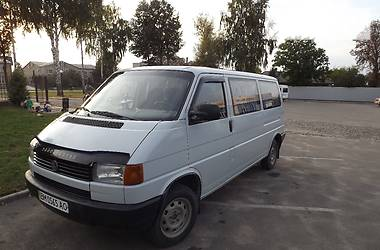 Volkswagen T4 (Transporter) пасс. 1994 в Сумах