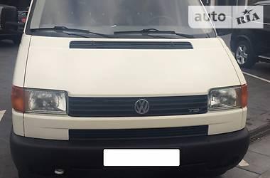 Volkswagen T4 (Transporter) пасс. 2001 в Луцке