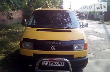 Минивэн Volkswagen T4 (Transporter) пасс. 1999 в Немирове