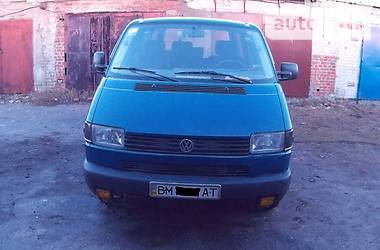 Volkswagen T4 (Transporter) пасс. 1997 в Сумах