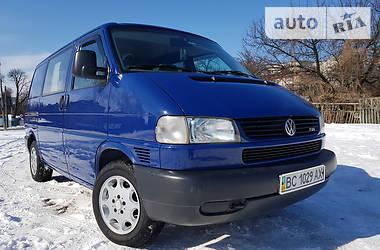 Volkswagen T4 (Transporter) пасс. koca 75kWt 2000