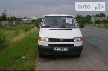 Volkswagen T4 (Transporter) пасс. 1991 в Подольске